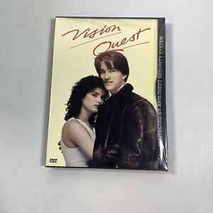 NEW Vision Quest (DVD, 1985) Matthew Modine, Madonna, Region 1 USA RARE SEALED