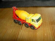 Matchbox Superfast Nr. 21 Concrete Truck