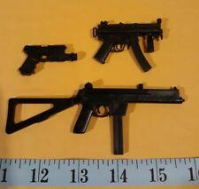 JOE  PRESSURE UNDER FIRE TOP SECRET 30 CAL MACHINE GUN NEW IN PACK G.I