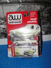 AUTO WORLD 1/64 SCALE  1976 CADDY NEW IN BLISTER PACK