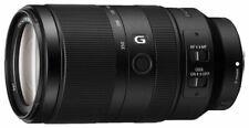 Sony E 70-350mm f/4.5-6.3 G OSS Telephoto Lens