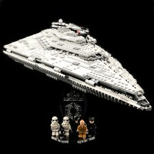 Acryl Display Stand Acrylglas Standfuss f. LEGO 75190 First Order Star Destroyer