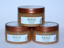 3 Bath & Body Works Mango Body Butter LightWeight