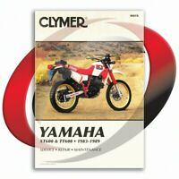Clymer Repair Manual For Yamaha Yz125 Yz250 88 93 Yz250wr 89 90 Wr250z 91 93 Ebay