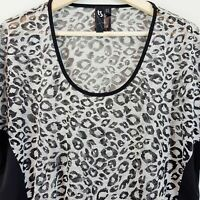 [ TS TAKING SHAPE ] Womens Wild Life Tunic Top RRP$129.95 | Size S or AU 16