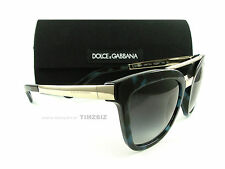 New Dolce & Gabbana Sunglasses DG4269 Gold Havana 2887/8G Authentic