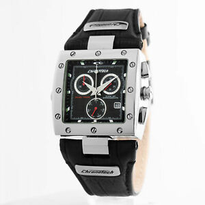 Watch CHRONOTECH CT7686L-01 Reversible White/Black Man Pvp