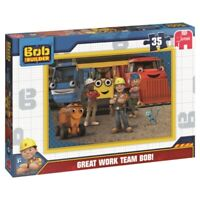 Bob The Builder - 35 Piece Jigsaw Puzzle - Tracked P&P