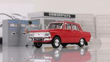 Moskvich-412 USSR Soviet Auto Legends Diecast Model 1:43 #41