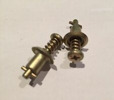 26S8-4 (3) & 26S8-6 (2) CAMLOC STUDS - PHILLIPS HEAD - CADMIUM PLATED - (Pack 5)