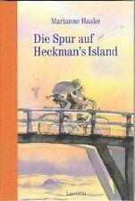 Die Spur auf Heckman s Island | Buch | Zustand sehr gut