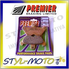 PASTIGLIE FRENI SINTERIZZATE PREMIER ANTERIORI BMW R 1100 R (CAST WHEEL) 2001