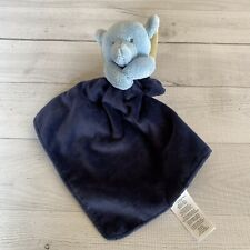 New ListingBlue Elephant Carters Lovey Security Blanket Soother Rattle