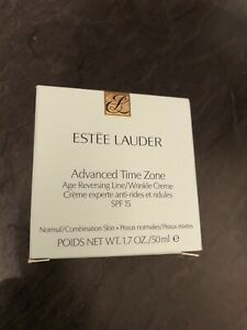 Estee Lauder Advanced Time Zone Age Reversing Line Wrinkle Creme SPF15 50ml
