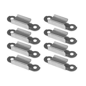 8Pcs 3D Printer Fixing Clip for Hot Bed Fixing Compatible with Ultimaker 2