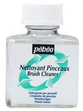 PEBEO Artiste Peinture Pinceau Nettoyant liquide - 75ml-enlève à sec paint & vernis