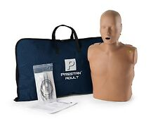 Prestan Adult CPR‐AED Training Manikin (w/ Monitor) Dark Skin PP-AM-100M-DS
