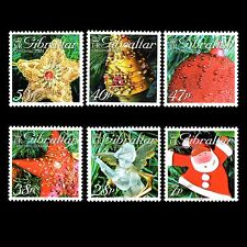 Gibraltar 2004 - Merry Christmas - Sc 999/04 MNH