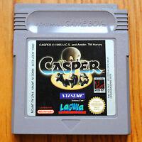 Jeu CASPER pour Nintendo Game Boy