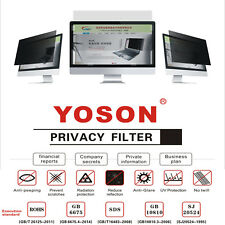 "19"" Privacy Filter Screen Protector for Widescreen Desktop Monitors 16:10 Ratio"