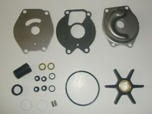 Aftermarket  46-99157T2  Water Pump Repair Kit Mercury Quicksilver  9.9 - 25 HP