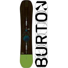 Burton Customisé Positif Carossage Snowboard 154cm Large 2018
