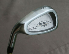 Left Hand Top Flite XL2000 Titan Steel 8 Iron  Stiff Flex XL-2000