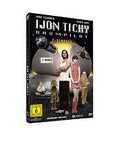 2 DVDs * IJON TICHY: RAUMPILOT - 2. STAFFEL  # NEU OVP