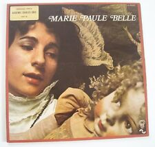 Marie-Paule BELLE (Vinyl 33t/LP) 1973