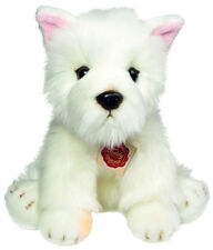 West Highland Terrier plush soft toy dog / puppy - Teddy Hermann Original -91936
