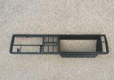 VW GOLF MK2 DASH BOARD FASCIA SWITCH PANEL SPEEDO CLOCK SURROUND GTI JETTA RHD