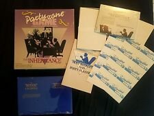 Mystery Party in a box Partyzone The Inheritance Scenario Dinner 5 Couples new