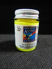TESTORS/PACTRA ASTRO COLOR ROCKET PAINT AC22 YELLOW GLOW 2/3 FL.Oz.