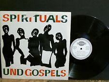 SPIRITUALS UND GOSPELS  Various LP  Jordan Couriers Pearls Of Joy  Gospels GREAT