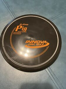 "Innova R-Pro Pig 172g New Rare ""Black Pig"" 🔥 Wow!"