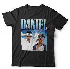 Daniel LaRusso Appreciation Tshirt Unisex & Kids- Karate, Cobra, Macchio, Fang