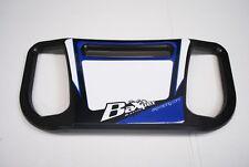 YFZ450R Front Bumper Black PHD AXP Warnia 2009-2018 Bash Guard Yamaha Plastic