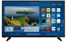 "Digihome 43287DFP Full HD 43"" Smart LED TV with Freeview HD & Freeview Play"