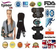 Tynor Hinged ROM Elbow Brace Injury arm Support Post-Ops Hyperextension Motion