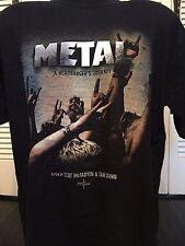 Rare Metal Journey Movie Promo Shirt Sz XL Evil Rock Heavy Speed Grindcore KNAC