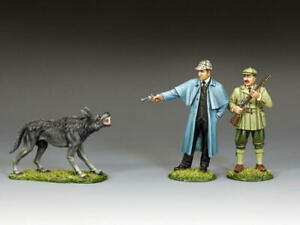 WoD070 Sherlock Holmes & The Hound of the Baskervilles by King & Country