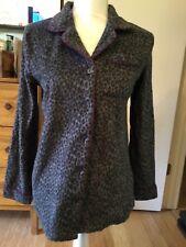 GILLIGAN OMALLEY Women's Large Sleepwear Shirt Only Animal Print