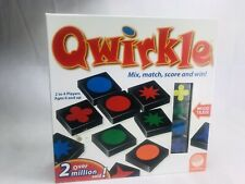 Qwirkle Tile Game by Mindware Mix, Match, Score, and Win 2 to 4 Players NEW