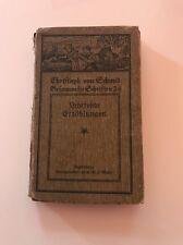 Lehrreiche Erzählungen Schmid, Christoph von 1920
