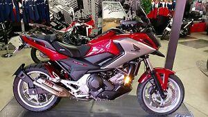 Faldilla Trasero Honda NC700 2012-2013