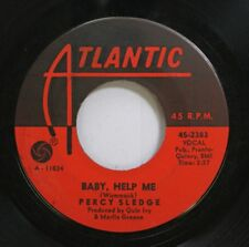 Hear! Northern Soul 45 Percy Sledge - Baby Help Me / Youve Got That Something Wo