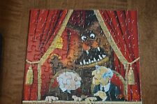 1978 Springbok Mini Puzzle 70 Muppets A Truly Monstrous Performance Sweetum