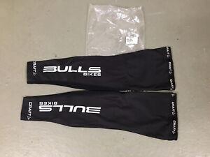 Team Bulls Craft Beinlinge Leg Warmer Schwarz Größe L