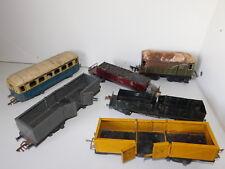 à RESTAURER vintage ancien WAGON TRAIN JOUETS JEP eclair SNCF tin TOY sncf UNIS