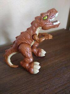 Imaginext Jurassic World T-Rex Tyrannosaurus Dinosaur Figure Toy Mattel 2012